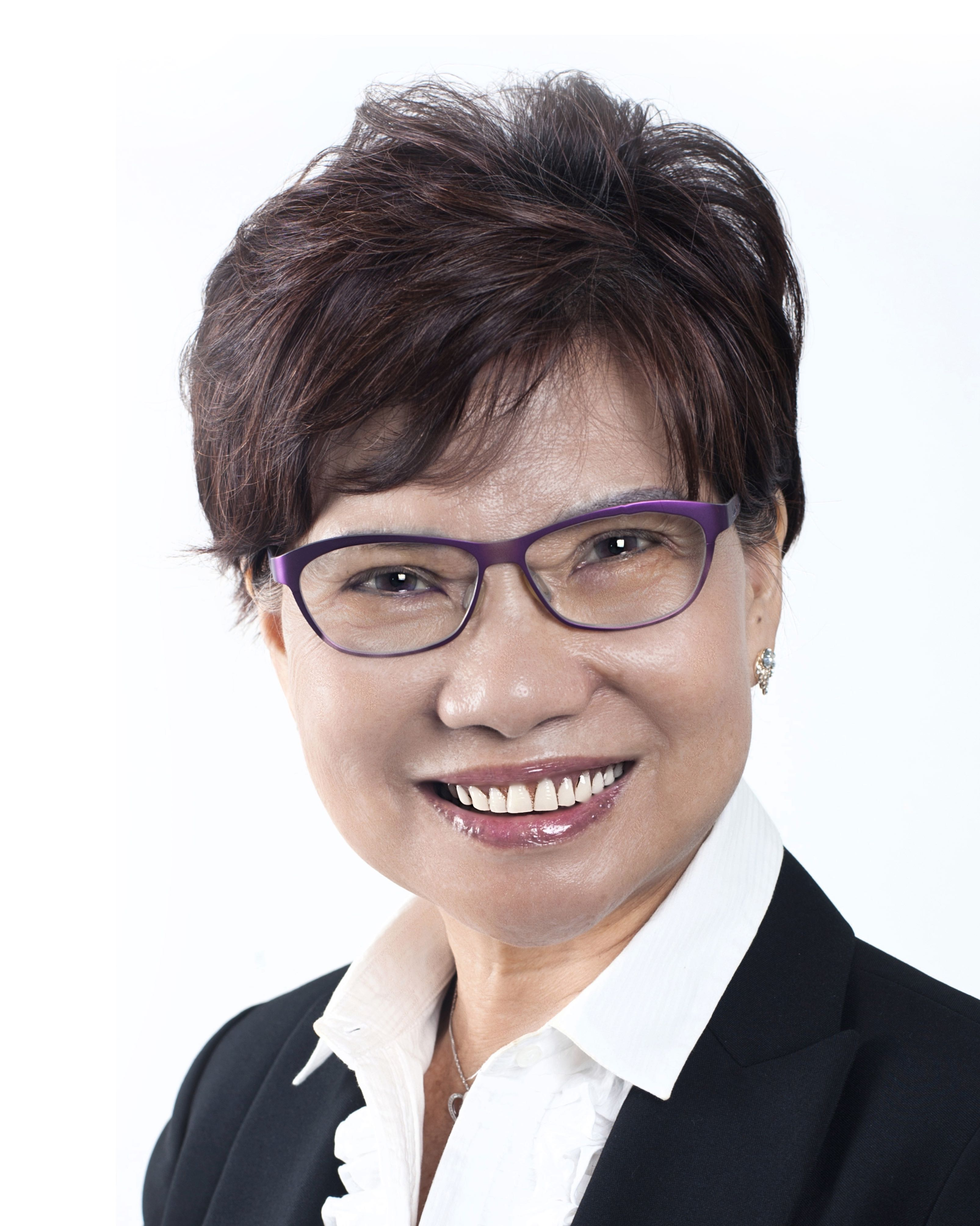 Boss Group Board Member & Treasurer Mdm Hon Yoke Fah