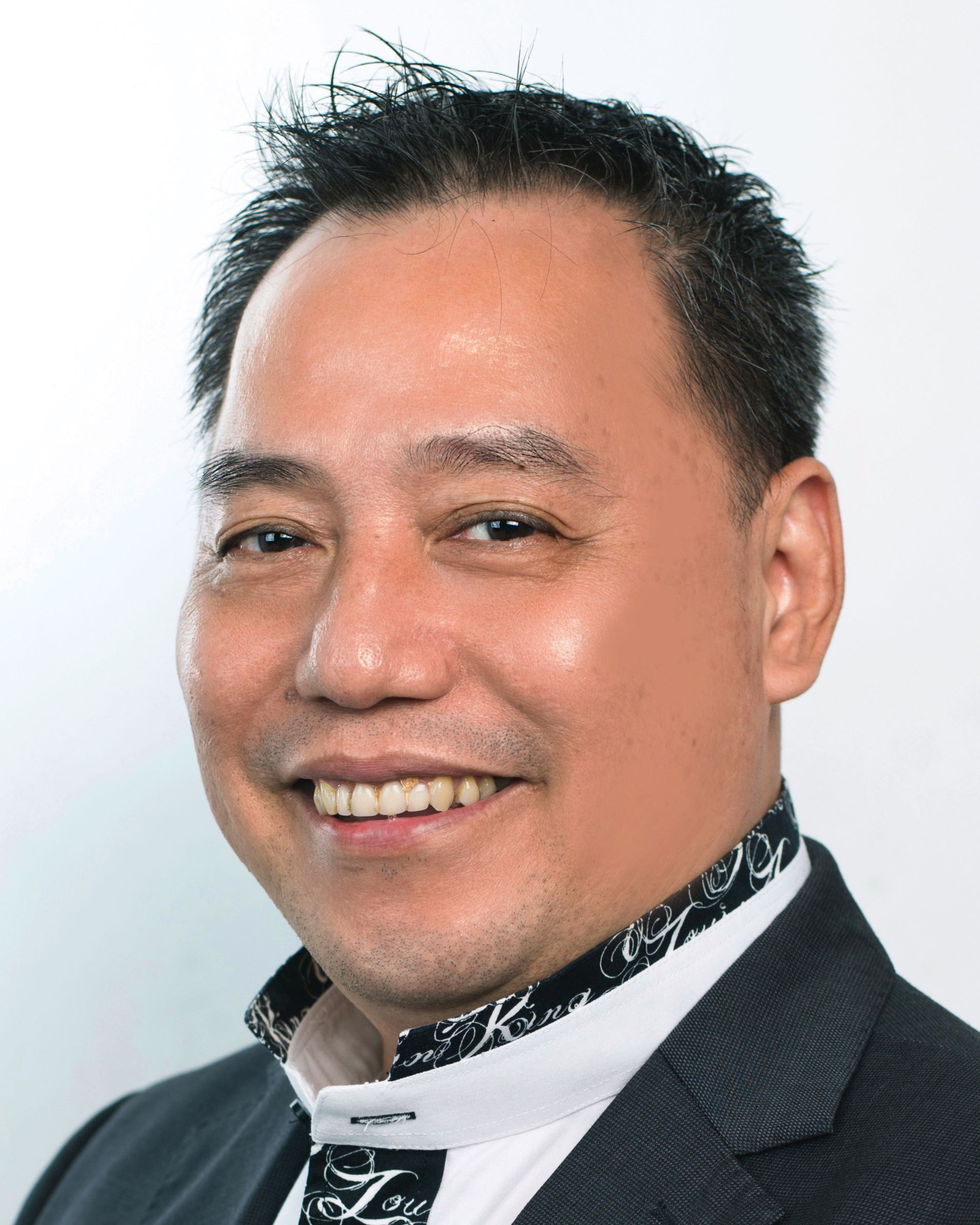 Boss Group Chairman Kelvin Chua