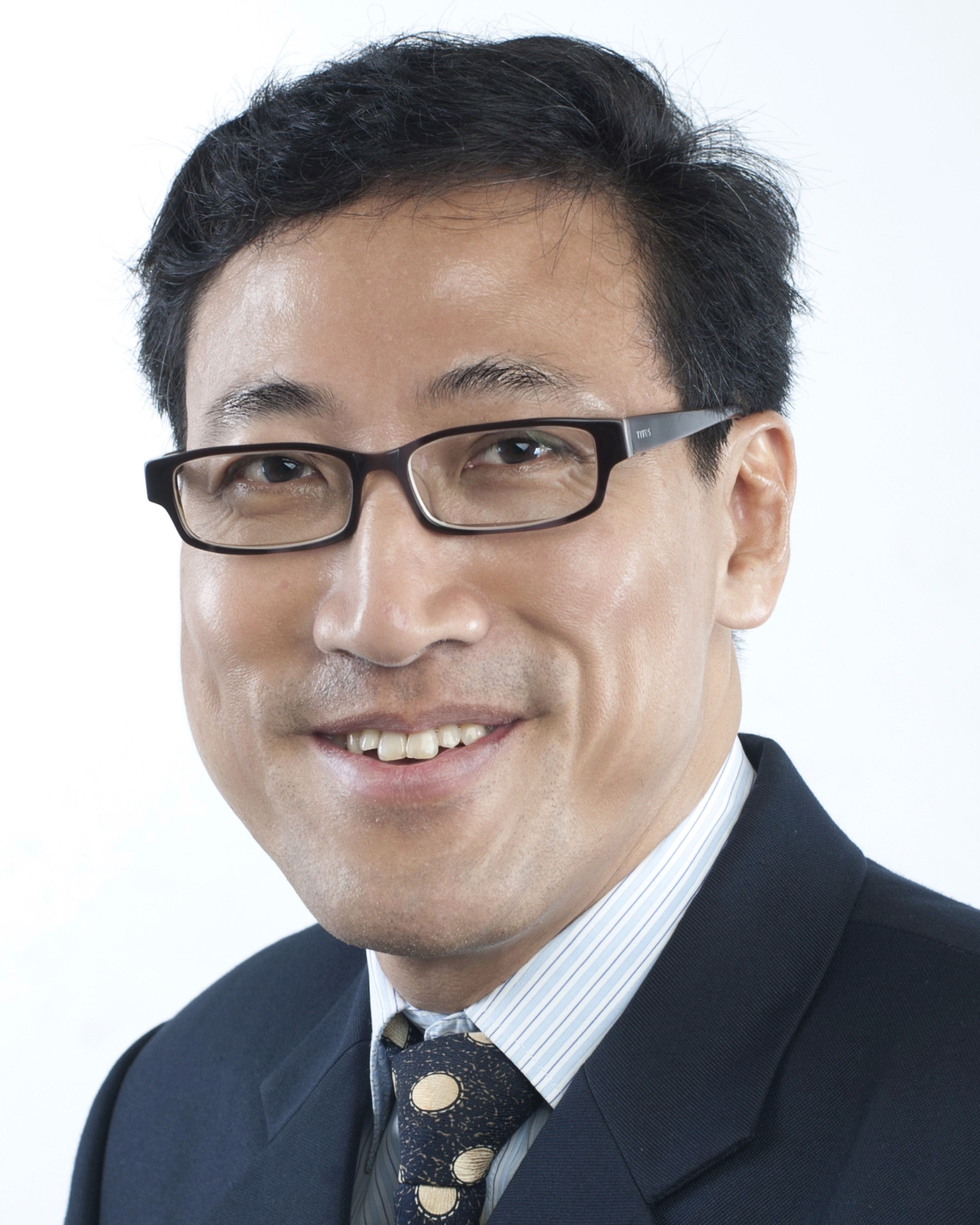 Boss Group Board Member & General Secretary Arthur Pok